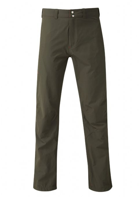 Rab Mens Vertex Pants / Trousers / Lightweight / Quick Drying
